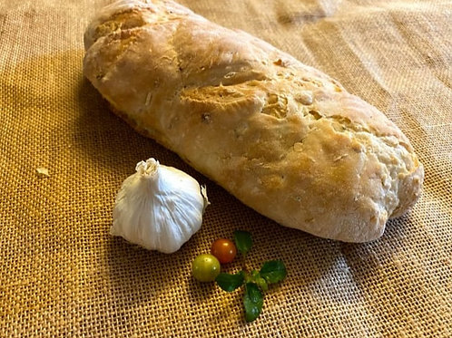 Garlic & Herb Artisan Bread