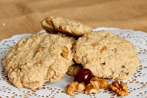 Oatmeal Raisin Cookies (6)