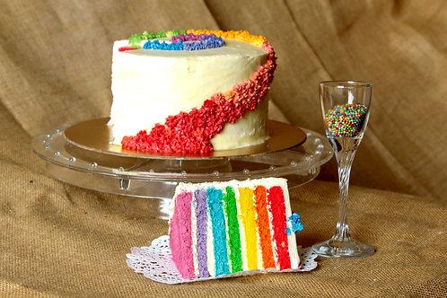 Rainbow Cake- 2kg
