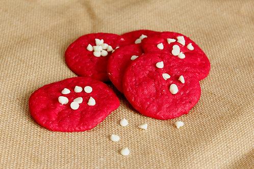 Red Velvet Cookie (6)