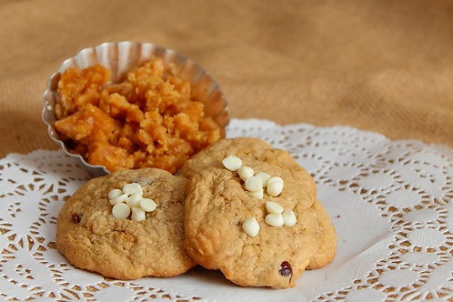 White Chocolate Cookies with Jaggery (6)