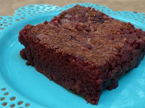 Red Velvet Brownies (9)