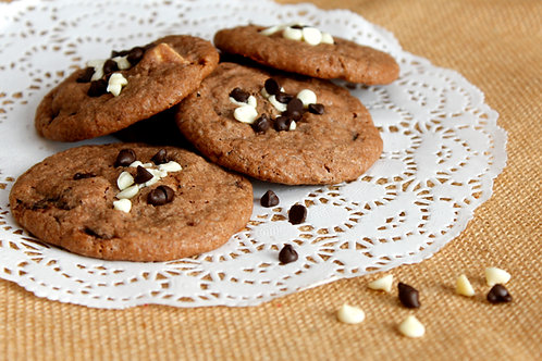 Triple Choco Chunk Cookie (6)