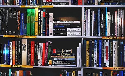 Canva - Photography of Books on Bookshel
