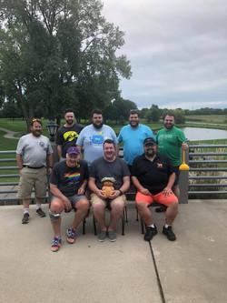 group mini golf