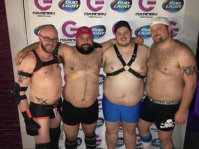 Capital Bears, Capital Bears Des Moines, Capital Bears Iowa, LGBTQ Group Des Moines, Go Go Bears, The Garden Nightclub, Gay Iowa