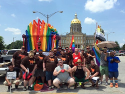Capital Bears at Capital City Pride