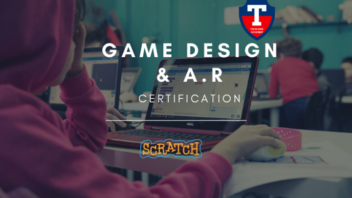 Game Design cu Scratch& AR