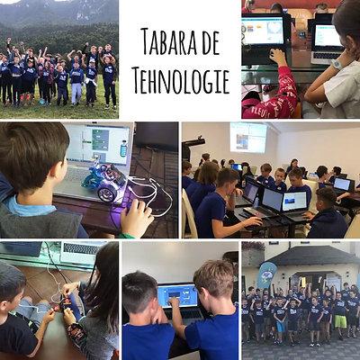 Tech Hero Camp- Tabara de robotica si programare pentru copii 8-14 ani