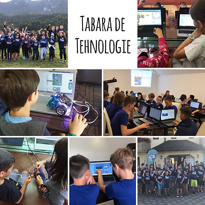 Tech Hero Camp( 8-10 ani)
