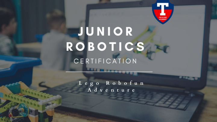 Lego Robotics Camp( 7-10 ani)