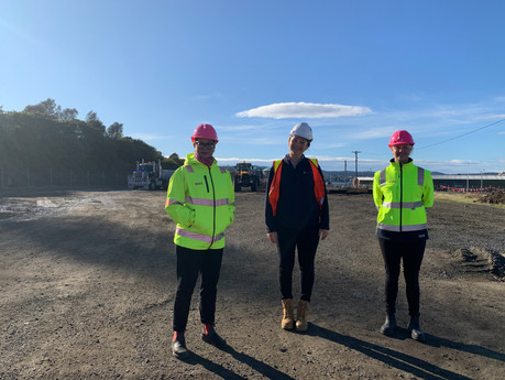 Contractor announced for major works at Mac Point
