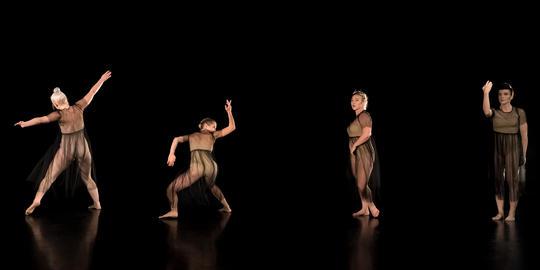 choreography + performance