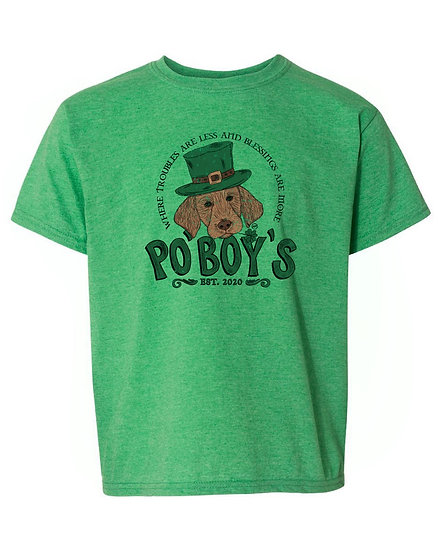 Po'boy's Tee TODDLER/YOUTH
