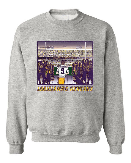 Louisiana's Hereaux Sweatshirt