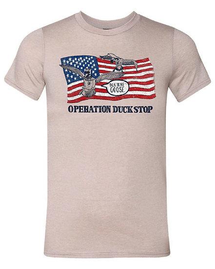 Operation Duck Stop Tee