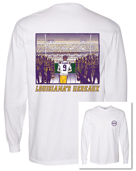Louisiana's Hereaux Long Sleeve