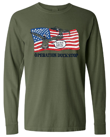 Operation Duck Stop Long Sleeve