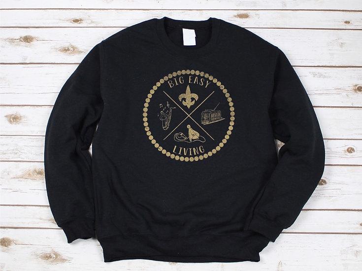 Big Easy Living Sweatshirt