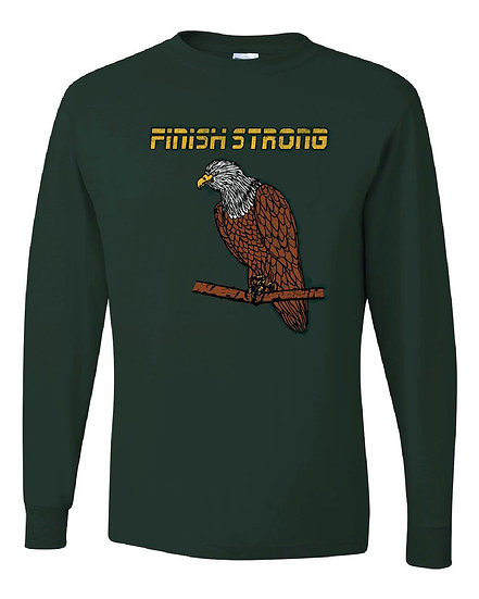 Finish Strong Long Sleeve