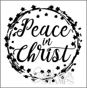 peace in Christ circle