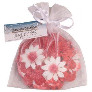 Bag O' Blooms REDS