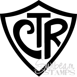 CTR shield in English