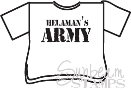 Helaman's Army T