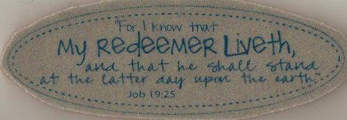 My Redeemer Liveth