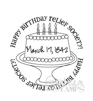 Relief Society birthday