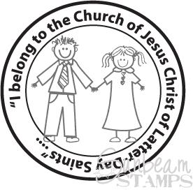 I belong to the Church circle