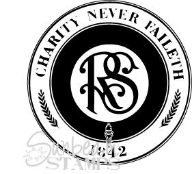 RS charity never faileth