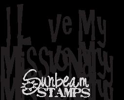 I love my missionary
