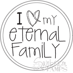 I love my eternal family circle
