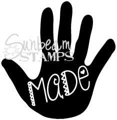 hand made hand