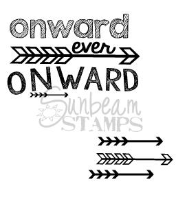 Onward ever onward set of 2