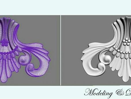 Karya murid 3D modeling
