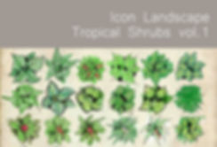 ICON LANDSCAPE TROPICAL SHRUBS VOL 1.jpg