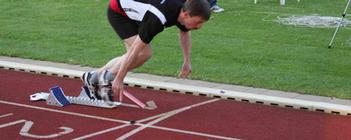 4 x 400 m Staffel