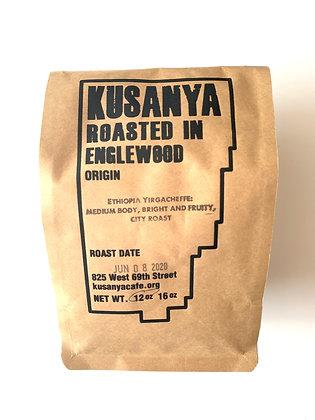 Ethiopian Whole Bean Roasted Coffee