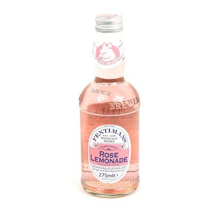 Pink Rose Lemonade