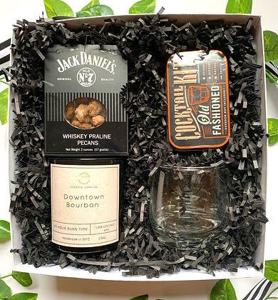 The Whisky Lover Gift Box