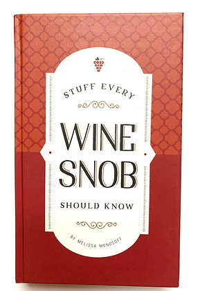 Book-Stuff Every Wine Snob Should Know