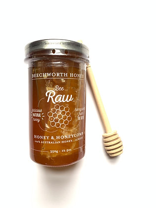 Australian Raw Honey & Honeycomb