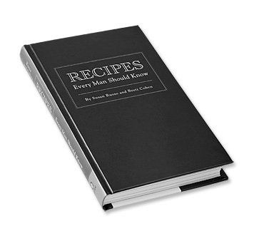 Book-Recipes Every Man Should Know