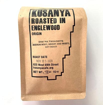 Ethiopia Ground Roasted Coffee