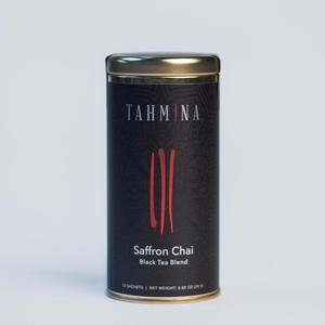 Saffron Chai Loose Leaf Tea
