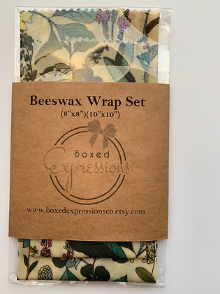 Beeswax Wraps - (2 ct.)