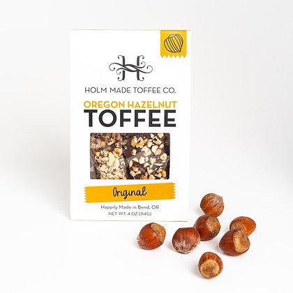 Hazelnut Toffee