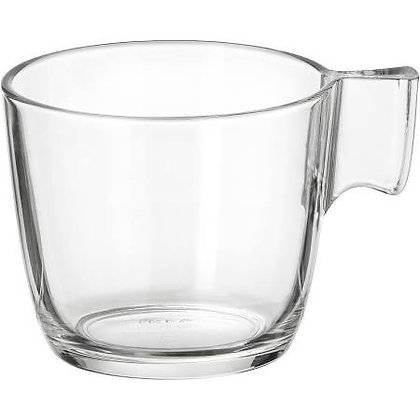 8 oz. Glass Tea/Coffee Cup